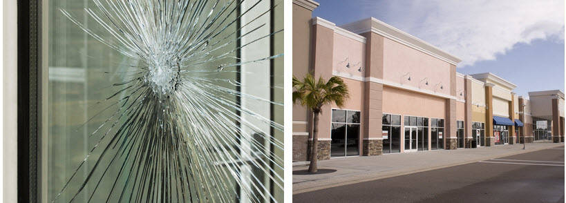 commercial glass phoenix az