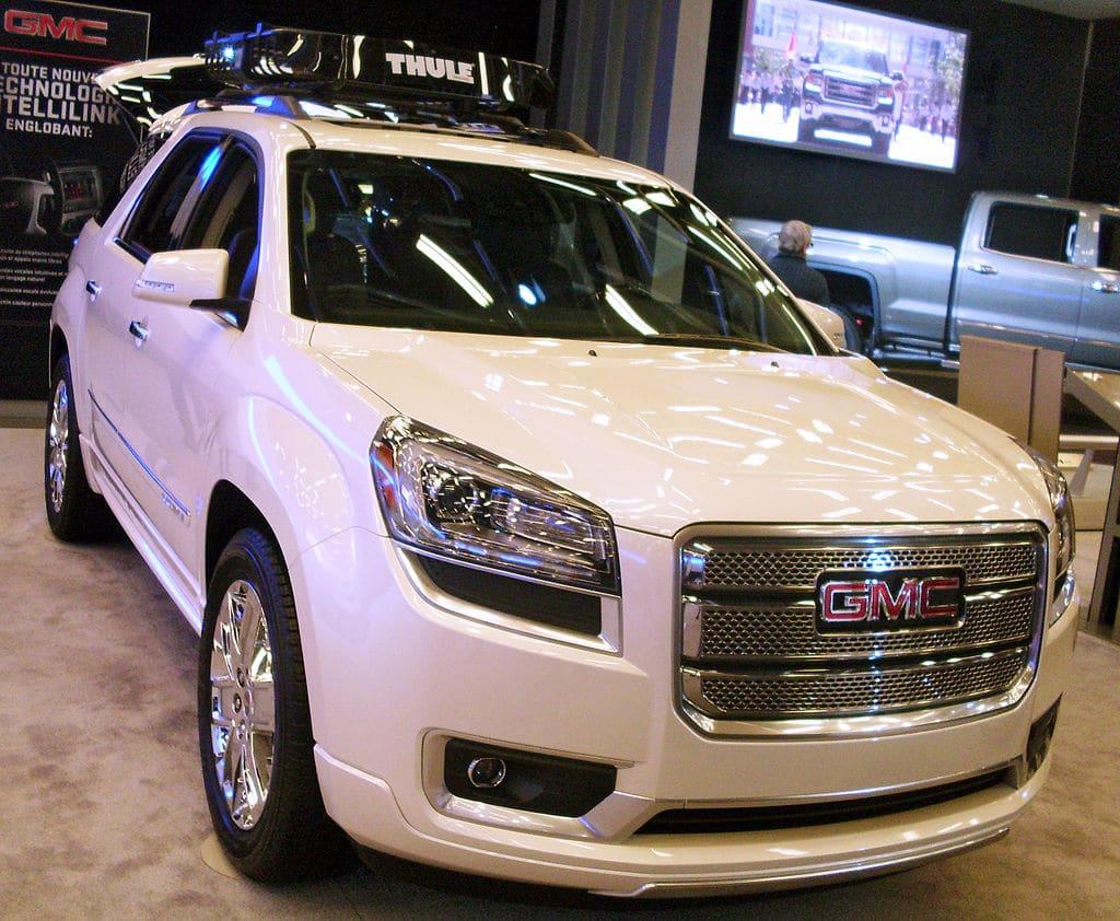 Gmc Phoenix >> Phoenix Valley Auto Glass Gmc Acadia Reliable Auto Glass