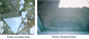 annealed vs tempered glass