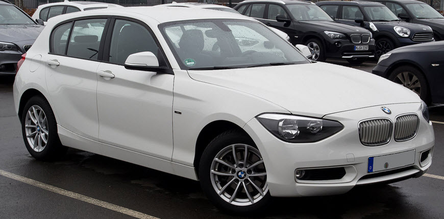 BMW 1 Series Auto Glass Repair