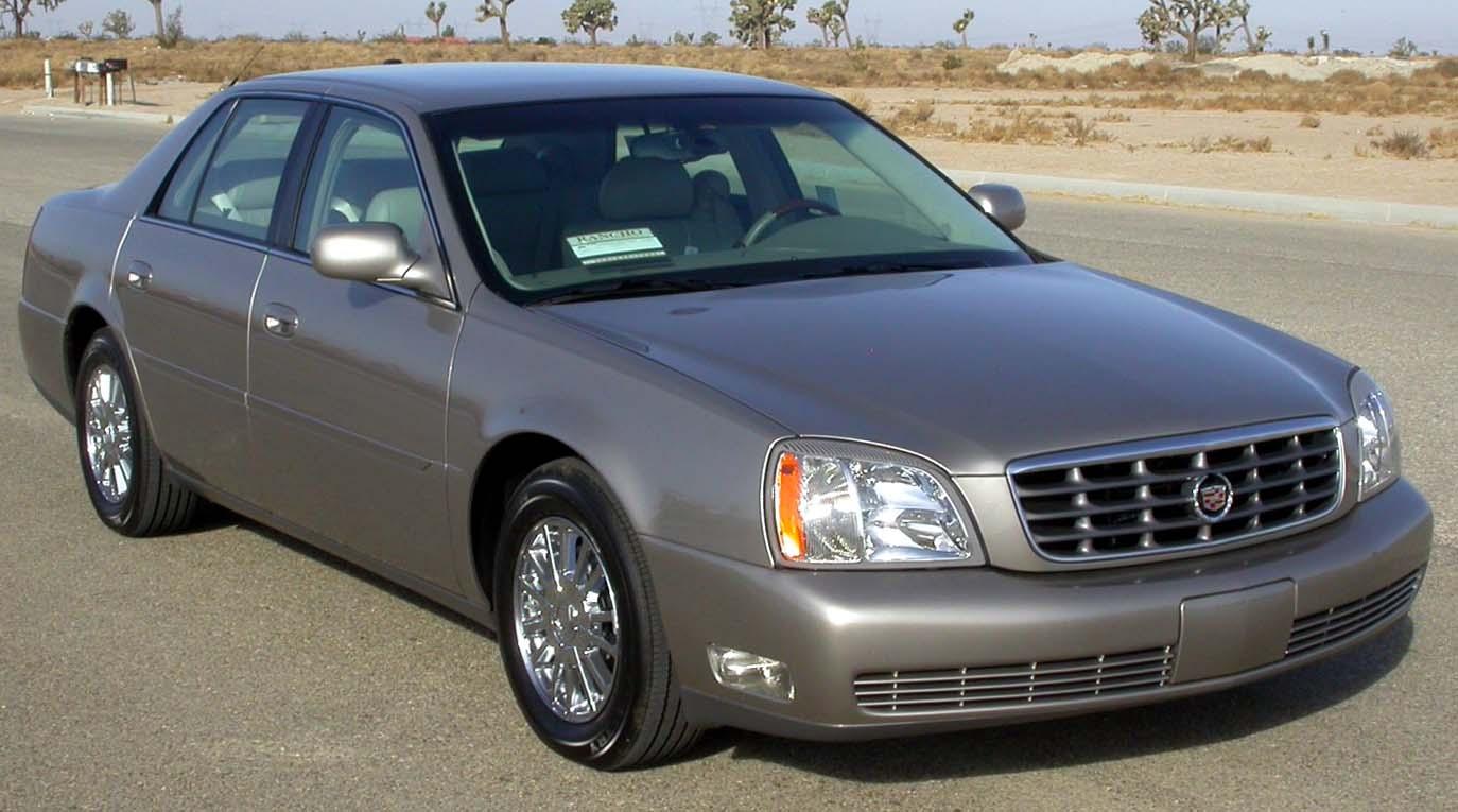 gmc Cadillac Sedan Deville auto glass repair phoenix