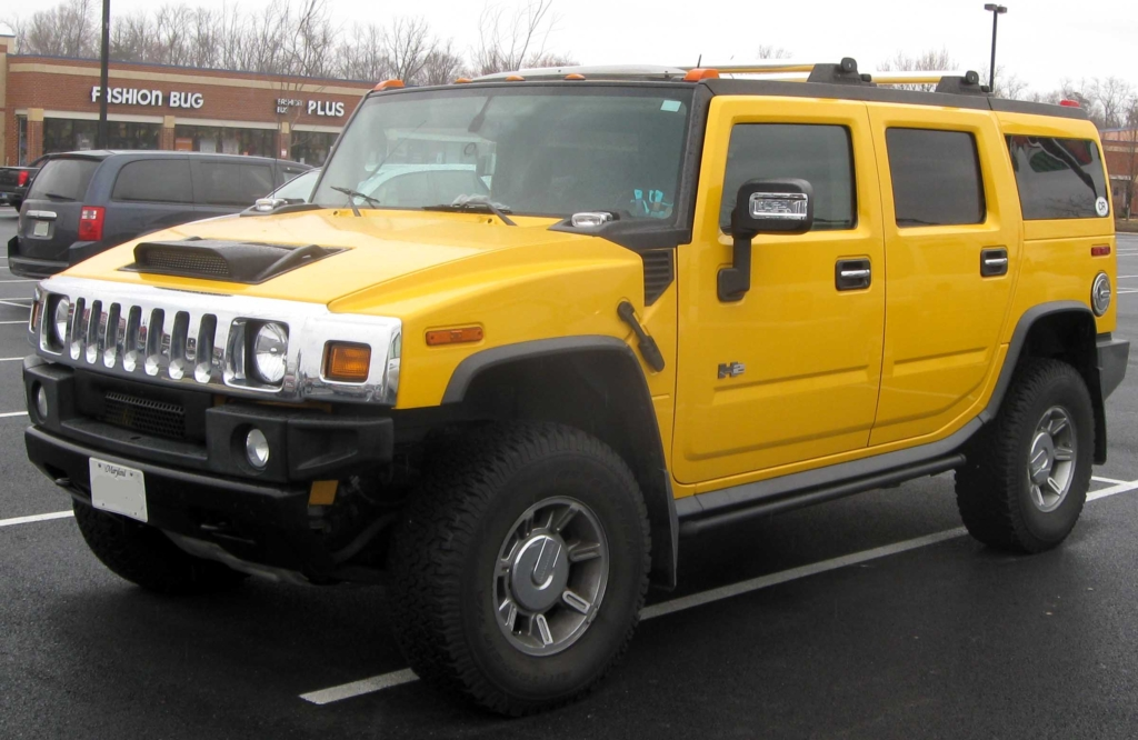 Hummer H2 Auto Glass Repair and Replacement