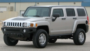 hummer h3 auto glass
