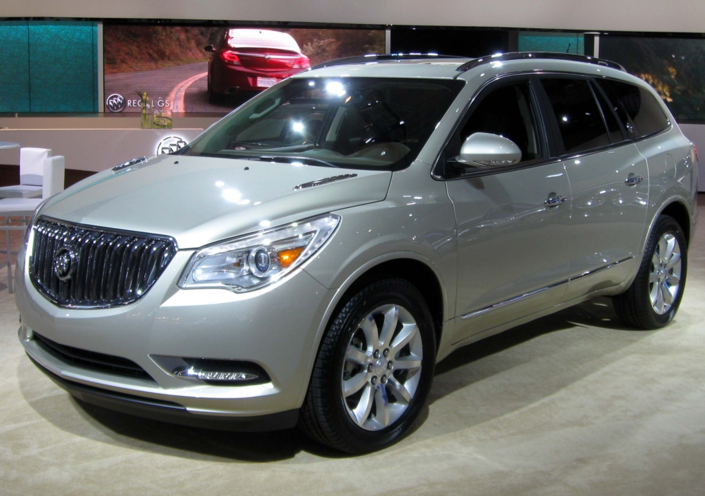 explore luxury buick suv on mid the offers enclave size great suvs