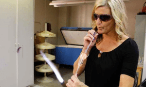 Christine Roeger asu glass leader