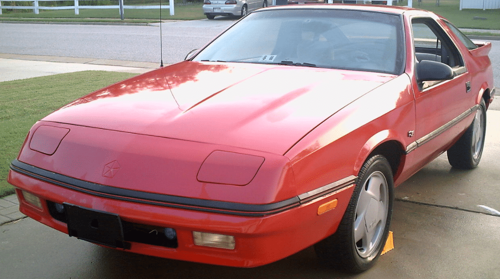 Windshield Replacement For Dodge Daytona Years 1984 1993