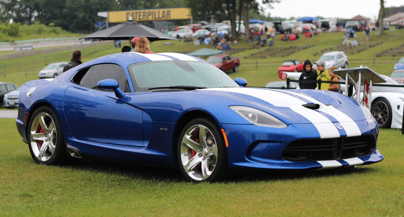 Dodge Viper Glass Repair and Replacement