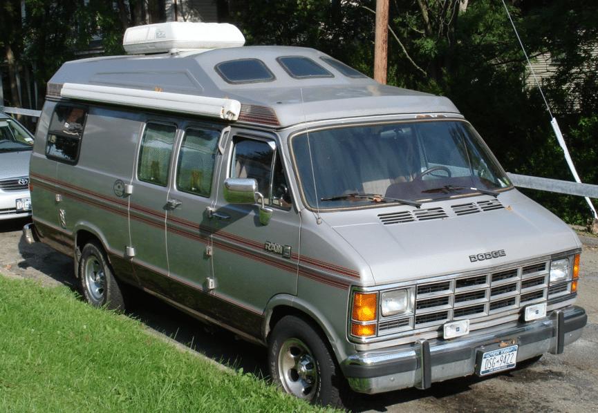 Dodge Van Glass Repair in Phoenix – 1971-2003
