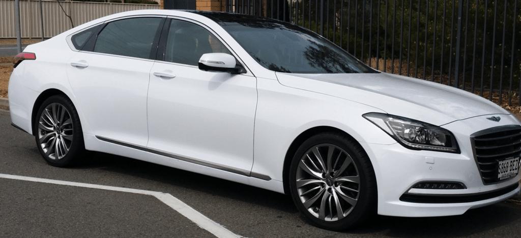Auto Glass & Rock Chip Repair for Hyundai Genesis