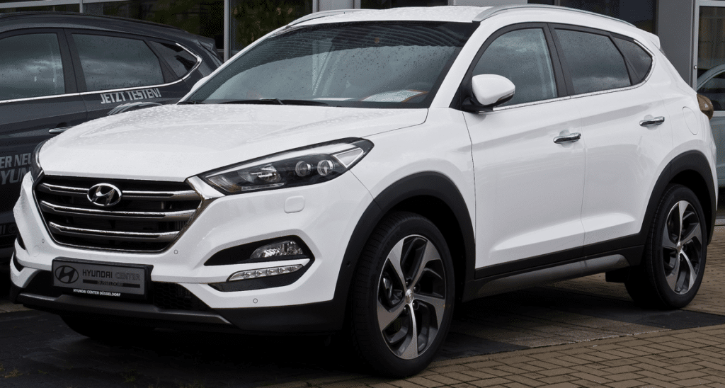 Auto Glass and Rock Chip Repair for Hyundai Tucson in Phoenix