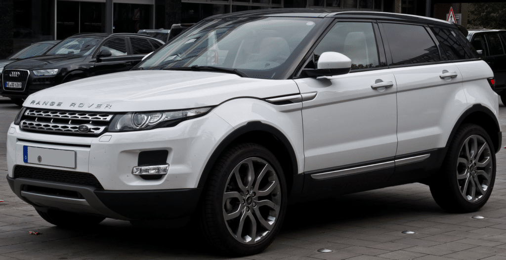 Land Rover Range Rover Series Auto Glass Repair and Replacement