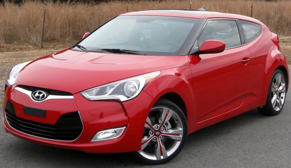 Hyundai Veloster Windshield Repair and Replacement