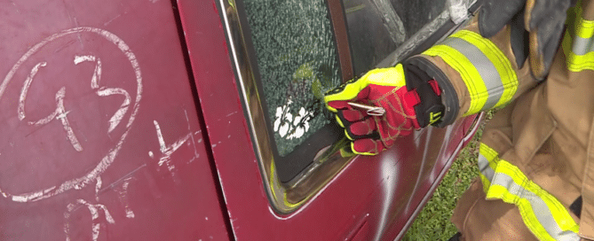 rescue hammers on auto glass