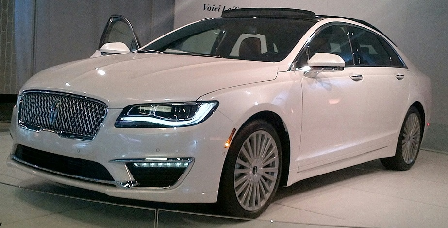 Lincoln MKZ Auto Glass Repair and Replacement