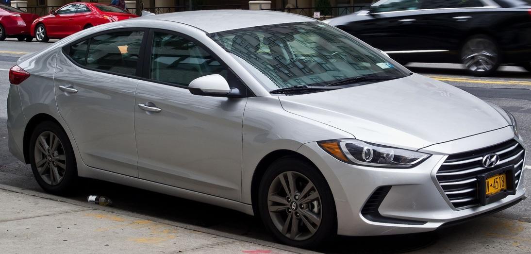 Hyundai Elantra Windshield, Window & Glass Repair