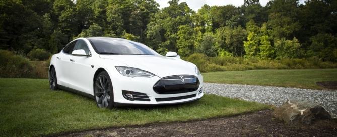 tesla gets its own insurance