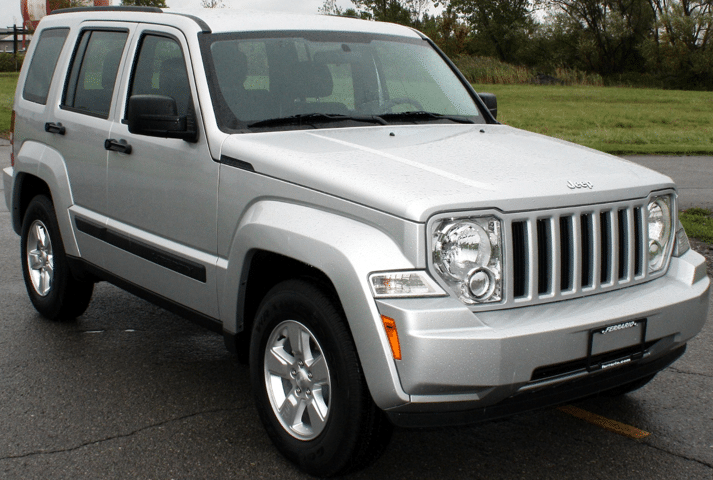Jeep Liberty Auto Glass Repair and Replacement
