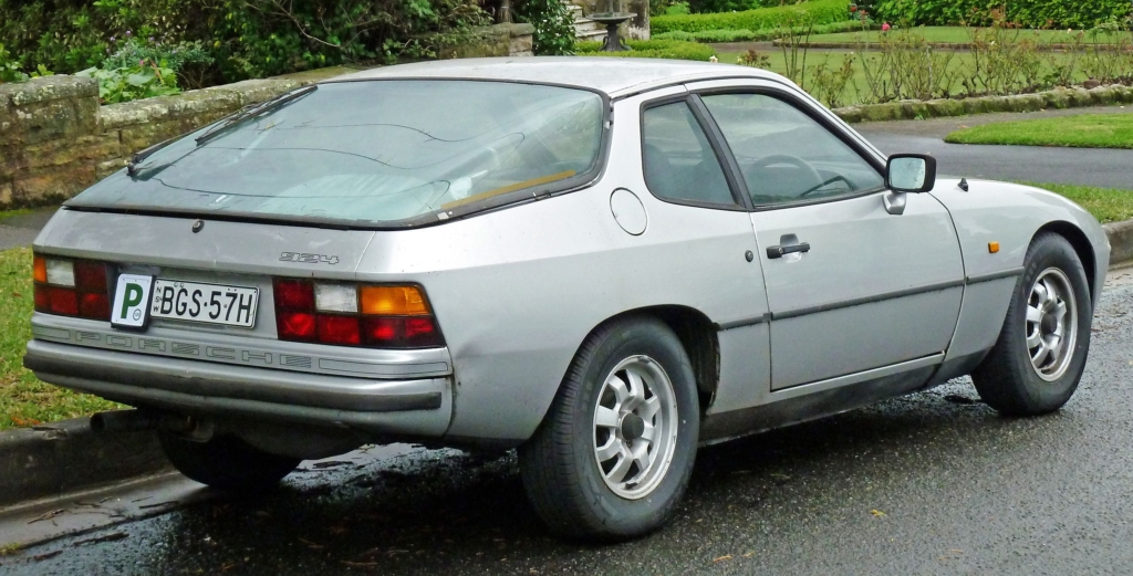 Windshield Replacement Parts for #1 Porsche 924 OEM
