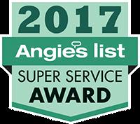 angieslist 2017 service award