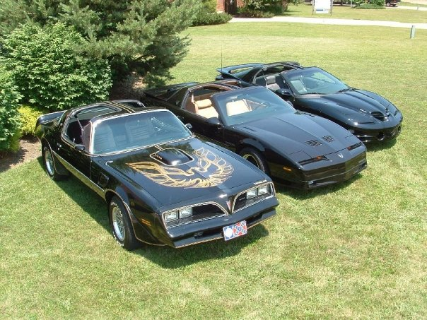 Pontiac Firebird Windshield Repair and Replacement