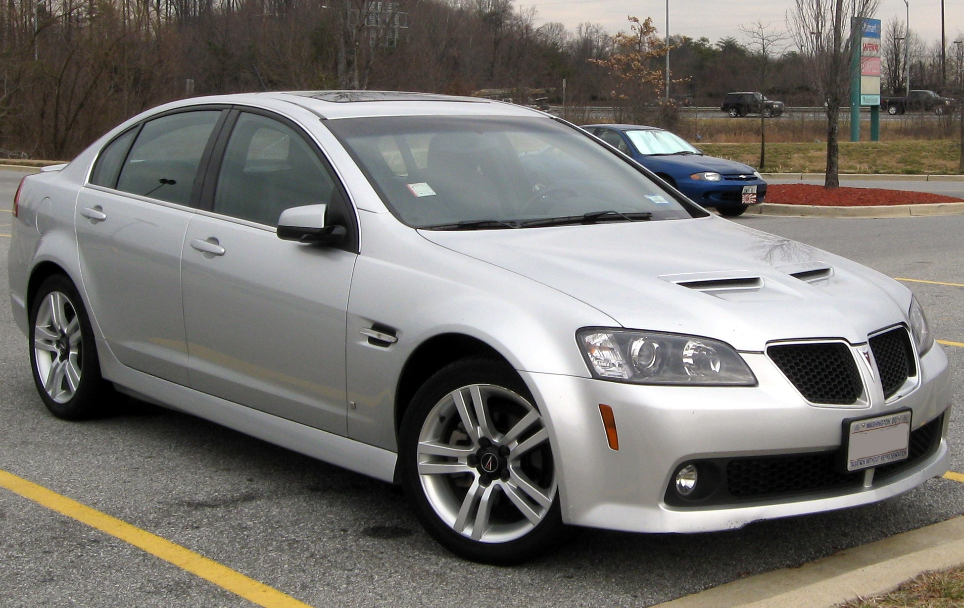 Pontiac G Windshield Repair and Replacement