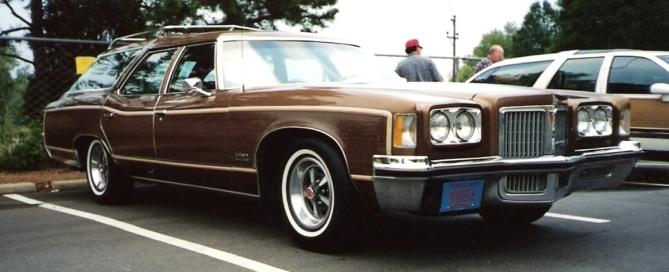 pontiac grand windshield repair
