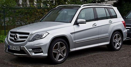 Mercedes-Benz_GLK top window glace repair