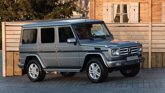 Best Mercedes G Class window replacement