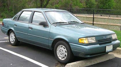 mercury topaz windshield az