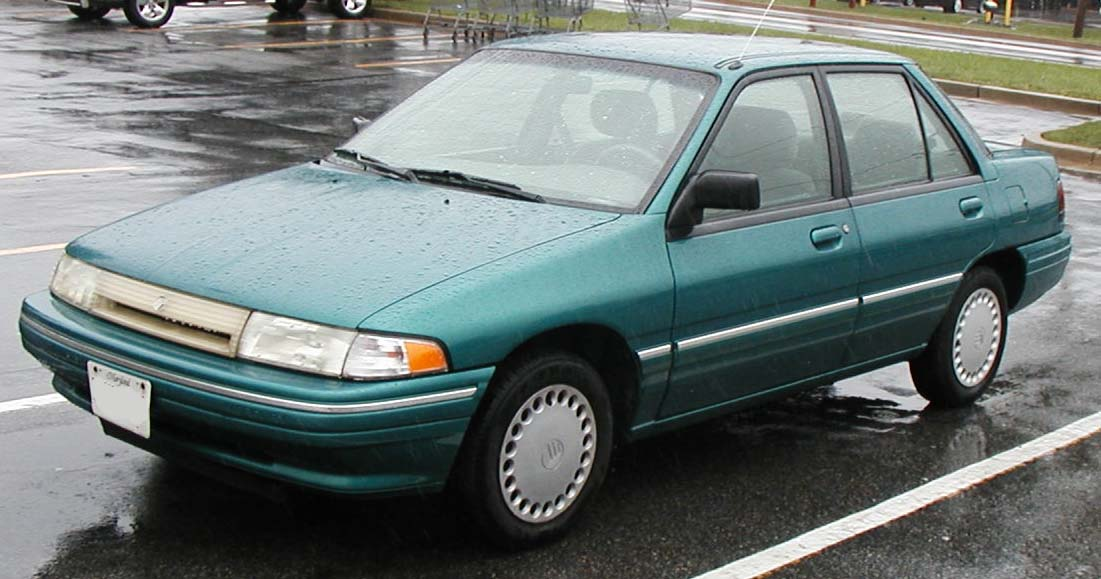 Auto Glass Replacement and Windshield Repair for Mercury Tracer