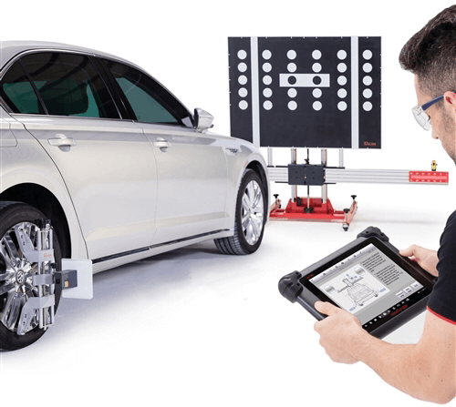 ADAS calibration